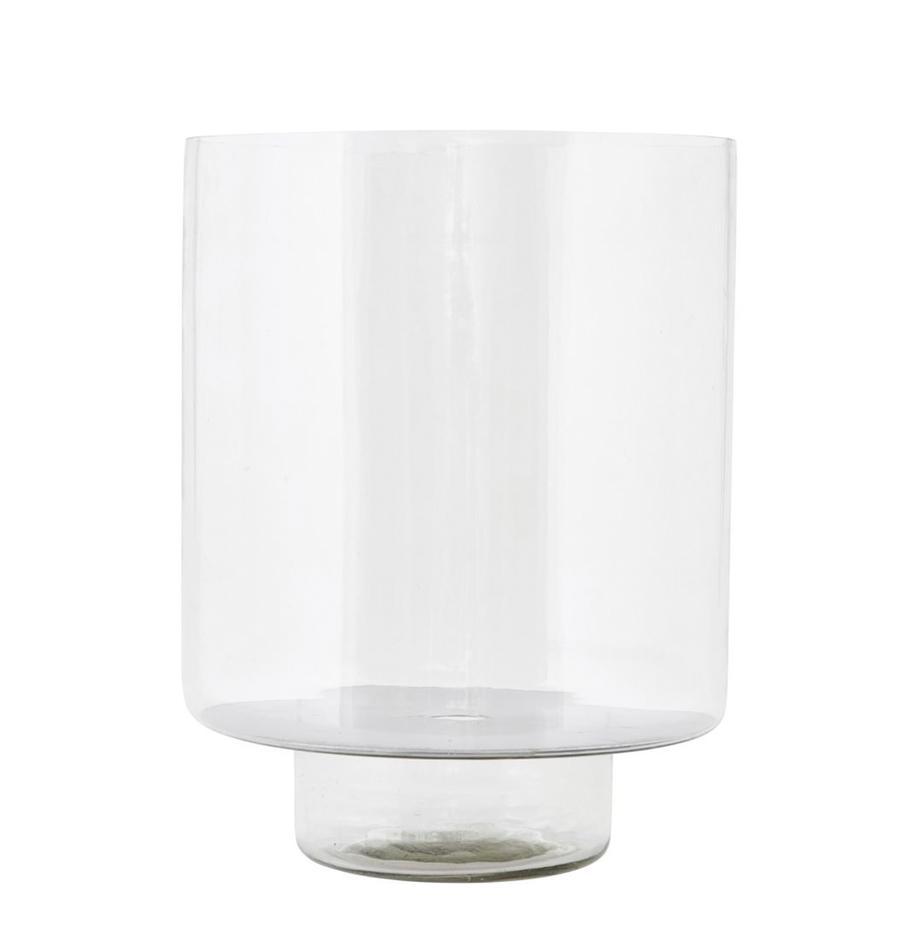 Windlicht Classic, Glas, Transparent, Ø 26 x H 34 cm