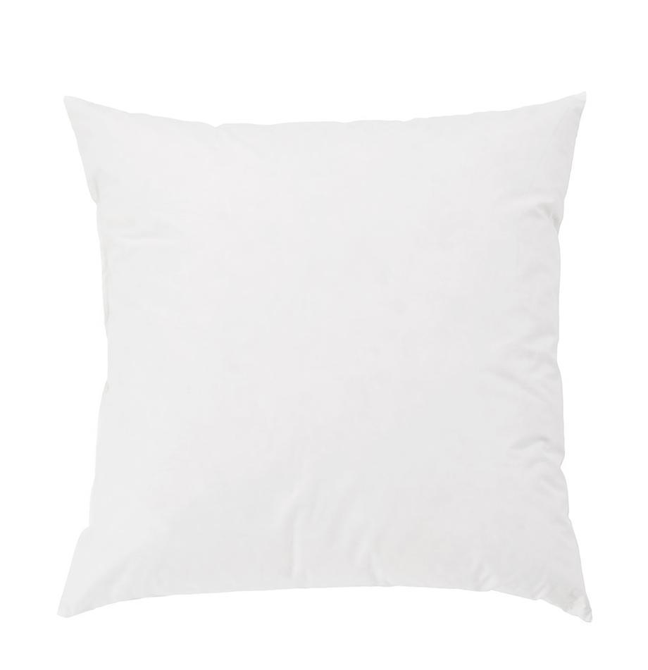 Imbottitura per cuscino in piumino/piume Premium, 50 x 50, Bianco, Larg. 50 x Lung. 50 cm