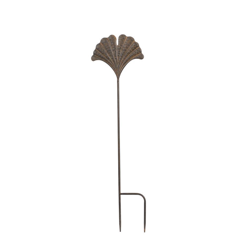Wspornik na rośliny Zaza, Metal, Brązowy, S 18 x W 65 cm