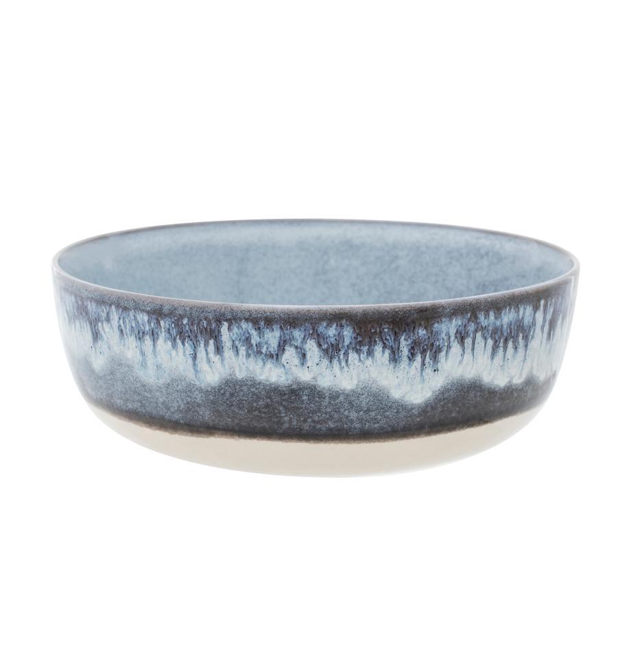 Ciotola con gradiente Inspiration 2 pz, Ceramica, Blu, beige chiaro, Ø 17 cm