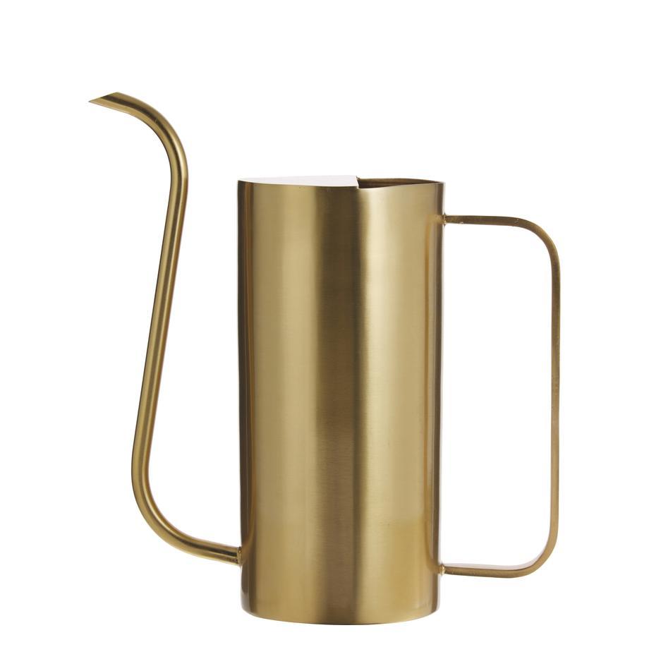 Gießkanne Brass, Eisen, vermessingt, Messing, 25 x 25 cm