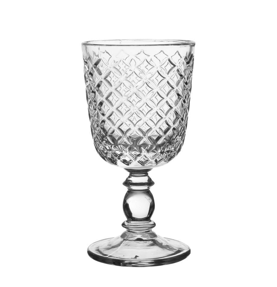 Kieliszek do wina Arlequin, 2 szt., Szkło, Transparentny, 280 ml