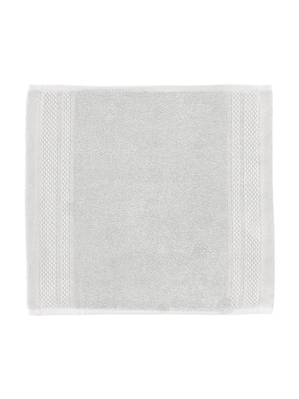 Ręcznik Premium, różne rozmiary, Jasny szary, Ręcznik dla gości XS