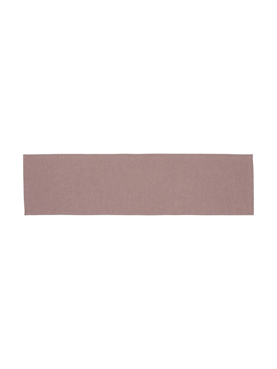 Bieżnik Riva, 55%bawełna, 45%poliester, Fioletoworóżowy, S 40 x D 150 cm