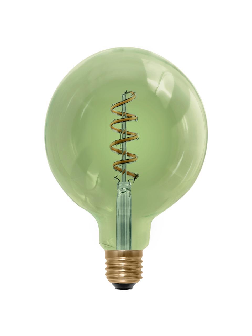 Grande ampoule (E27/8W) blanc chaud, 1 pièce, Vert