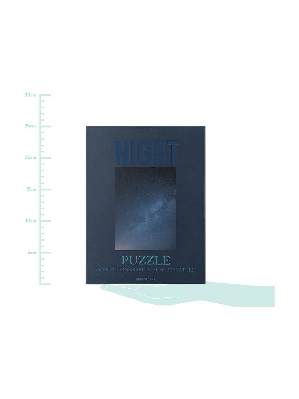 Puzzle Night, 500 dílů, Modrá
