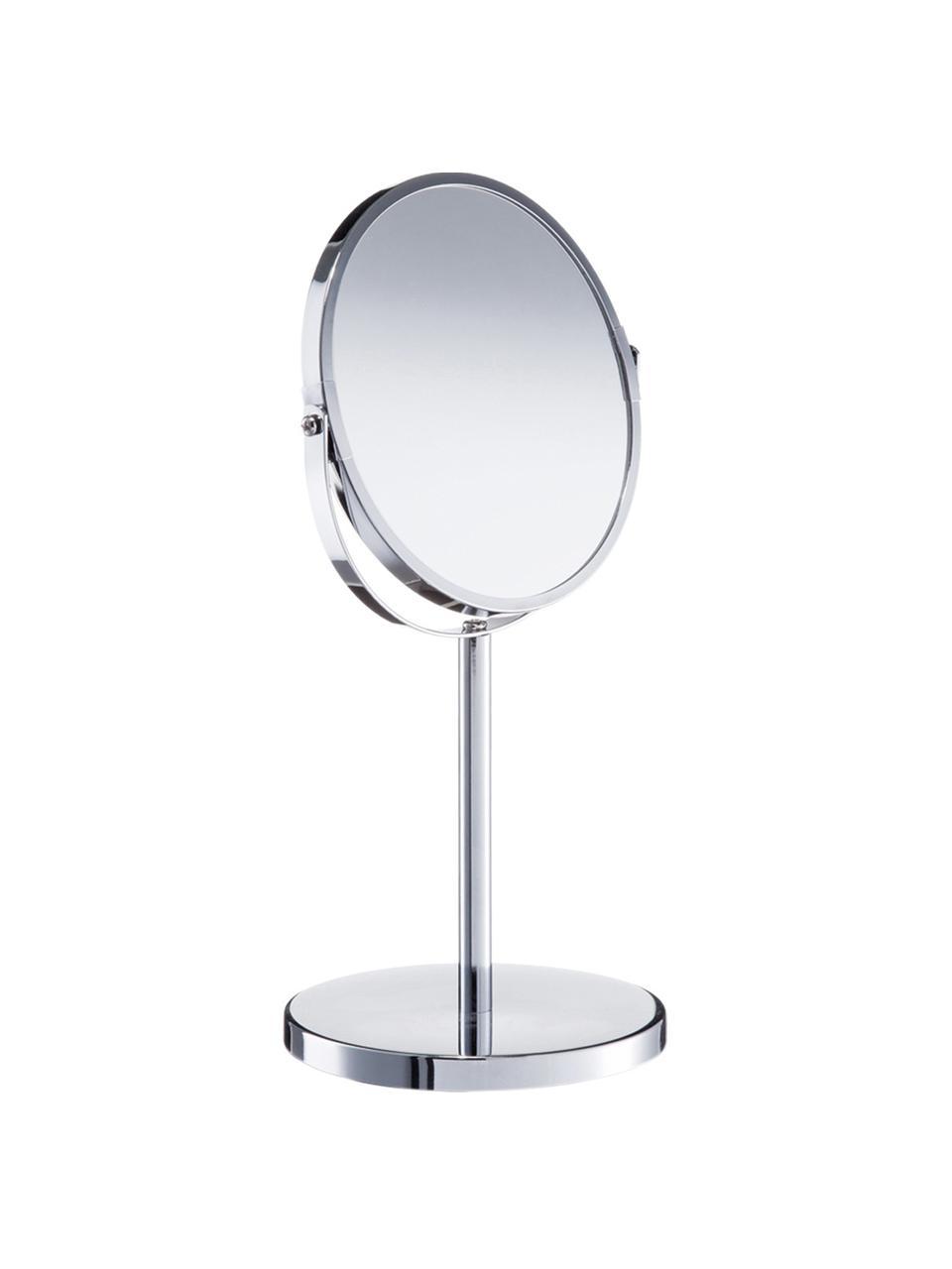 Kosmetické zrcadlo se zvětšením Flip, Stříbrná