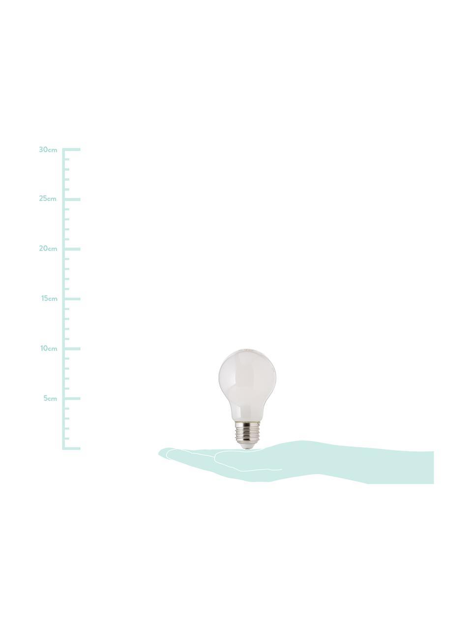 Ampoules LED à intensité variable Bafa (E27-8,3W), 3pièces, Blanc