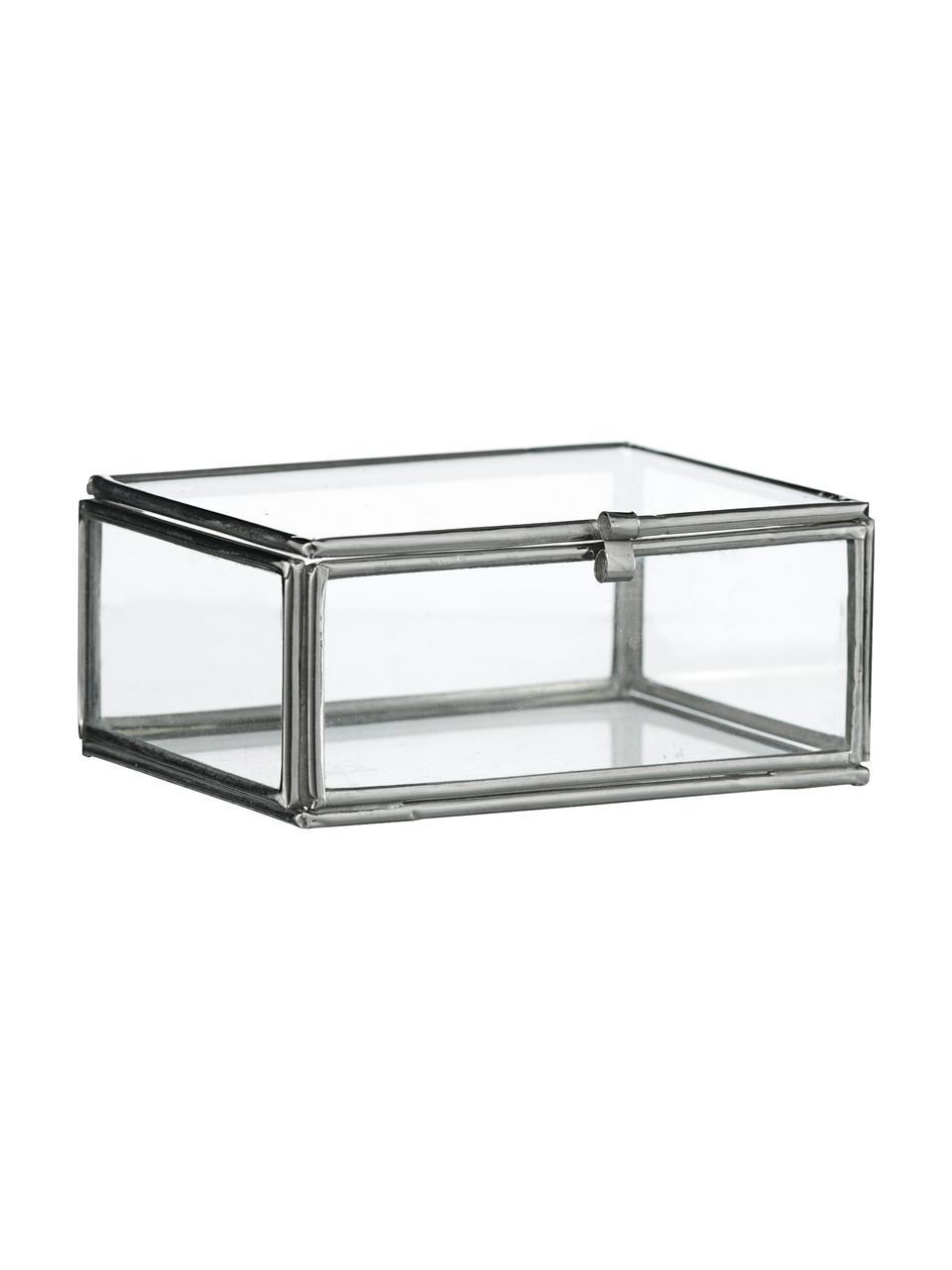 Portagioie Ivey, Struttura: metallo rivestito, Acciaio inossidabile, Larg. 9 x Alt. 4 cm