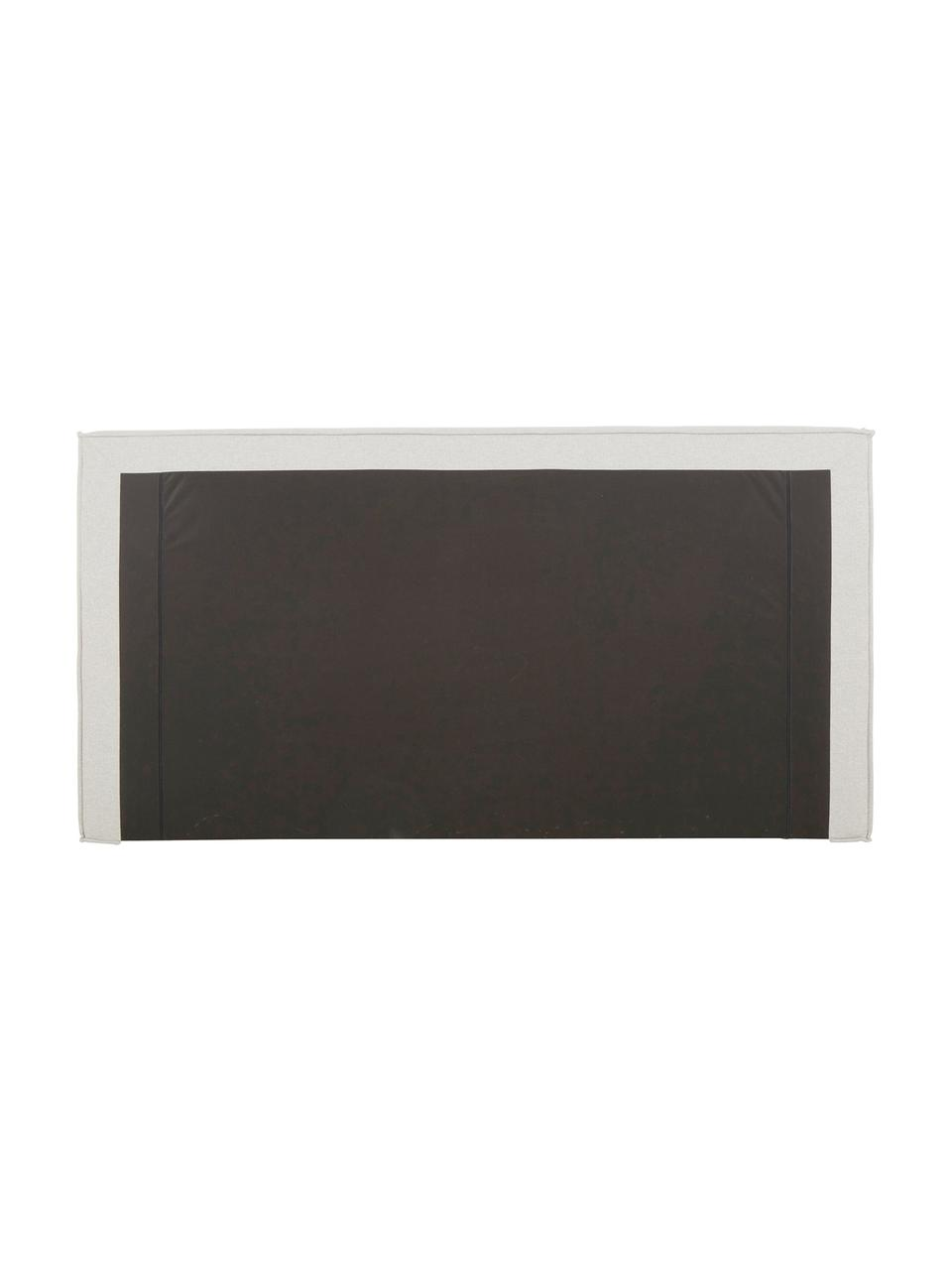 Polsterbett Dream, Korpus: Massives Kiefernholz und , Bezug: Polyester (Strukturstoff), Webstoff Beige, 180 x 200 cm