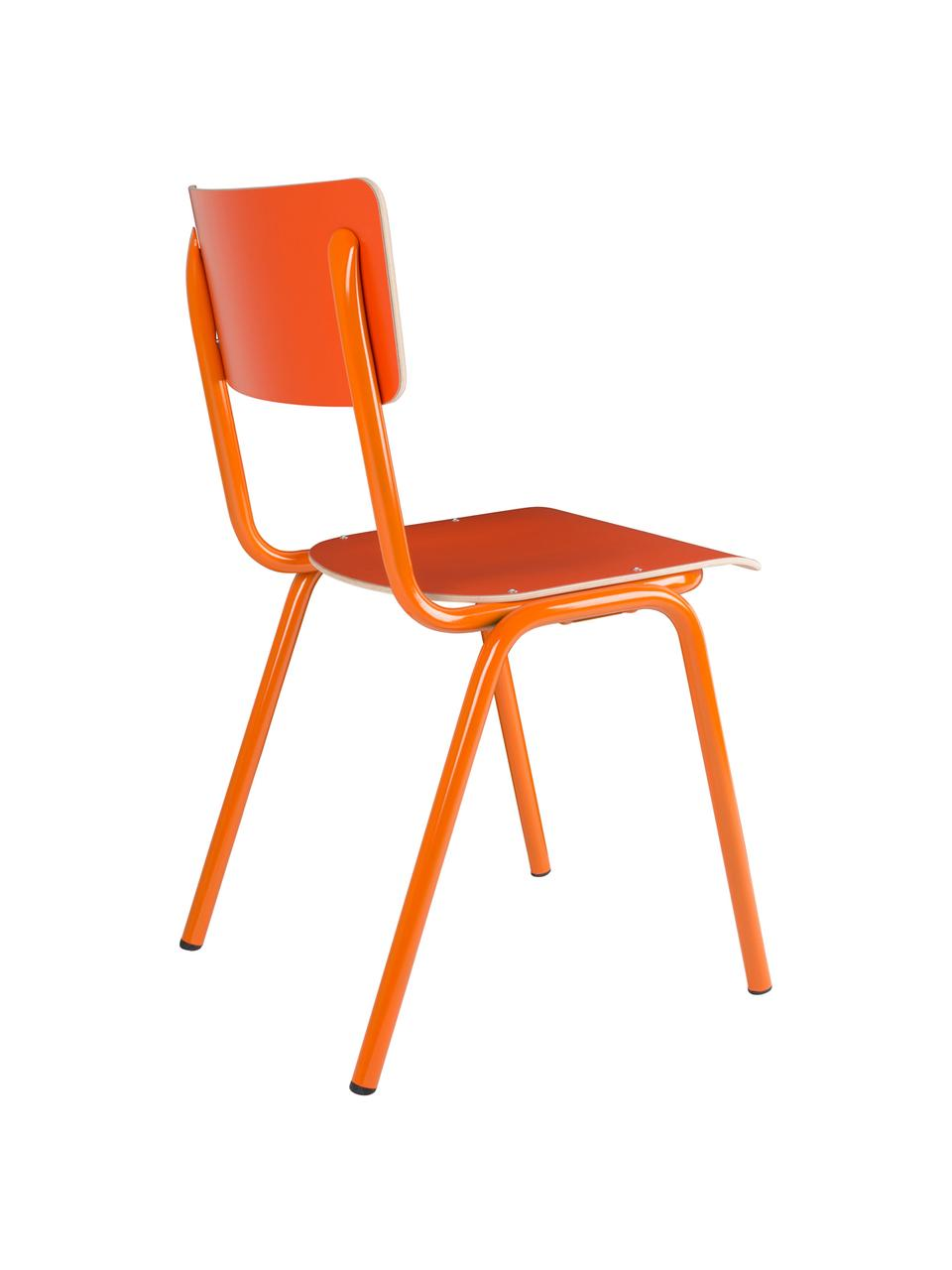 Chaise enfant Back to School, Orange