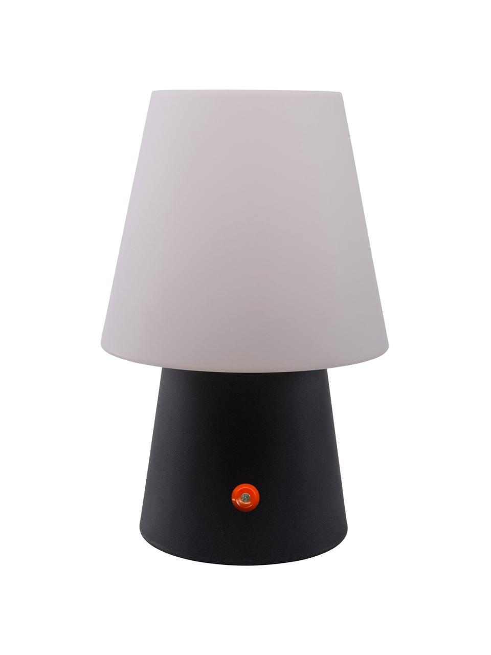 Venkovní přenosná LED lampa No. 1 , Bílá, antracitová