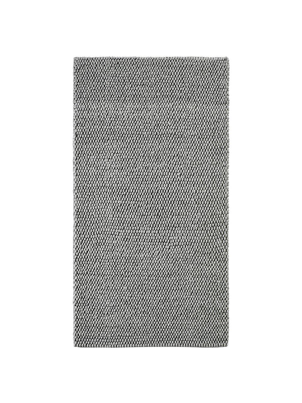 Tappeto grigio chiaro My Loft, Retro: cotone, Grigio argento, Larg. 160 x Lung. 230 cm (taglia M)
