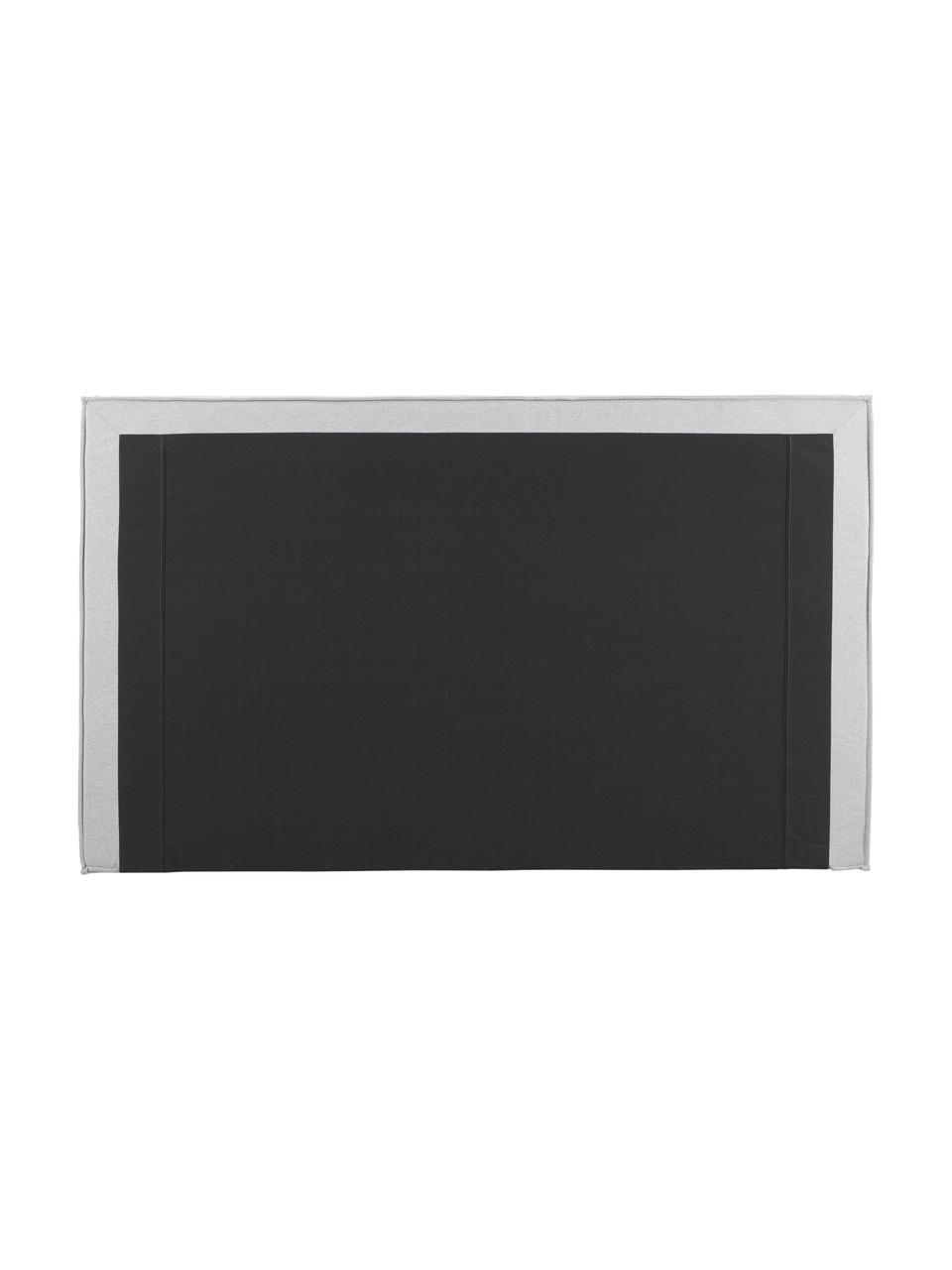 Łóżko tapicerowane ze schowkiem Dream, Korpus: lite drewno sosnowe i pły, Tapicerka: poliester (materiał tekst, Jasny szary, S 180 x D 200 cm