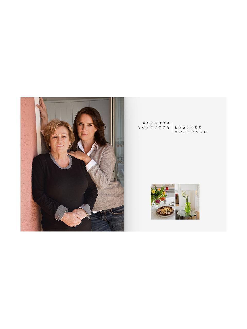 Bildband Mütter & Töchter, Papier, Hardcover, Mehrfarbig, 22 x 29 cm