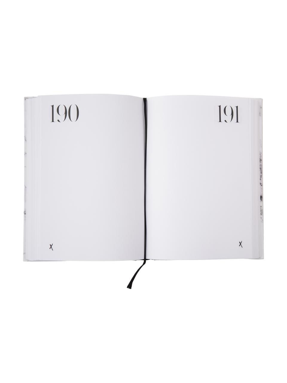 Cuaderno 365 of whatever you want, Papel, Blanco, negro, An 15 x Al 21 cm