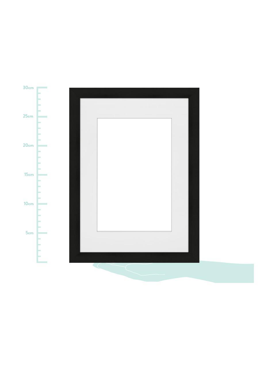 Ramka na zdjęcia Apollo, Czarny, 21 x 30 cm