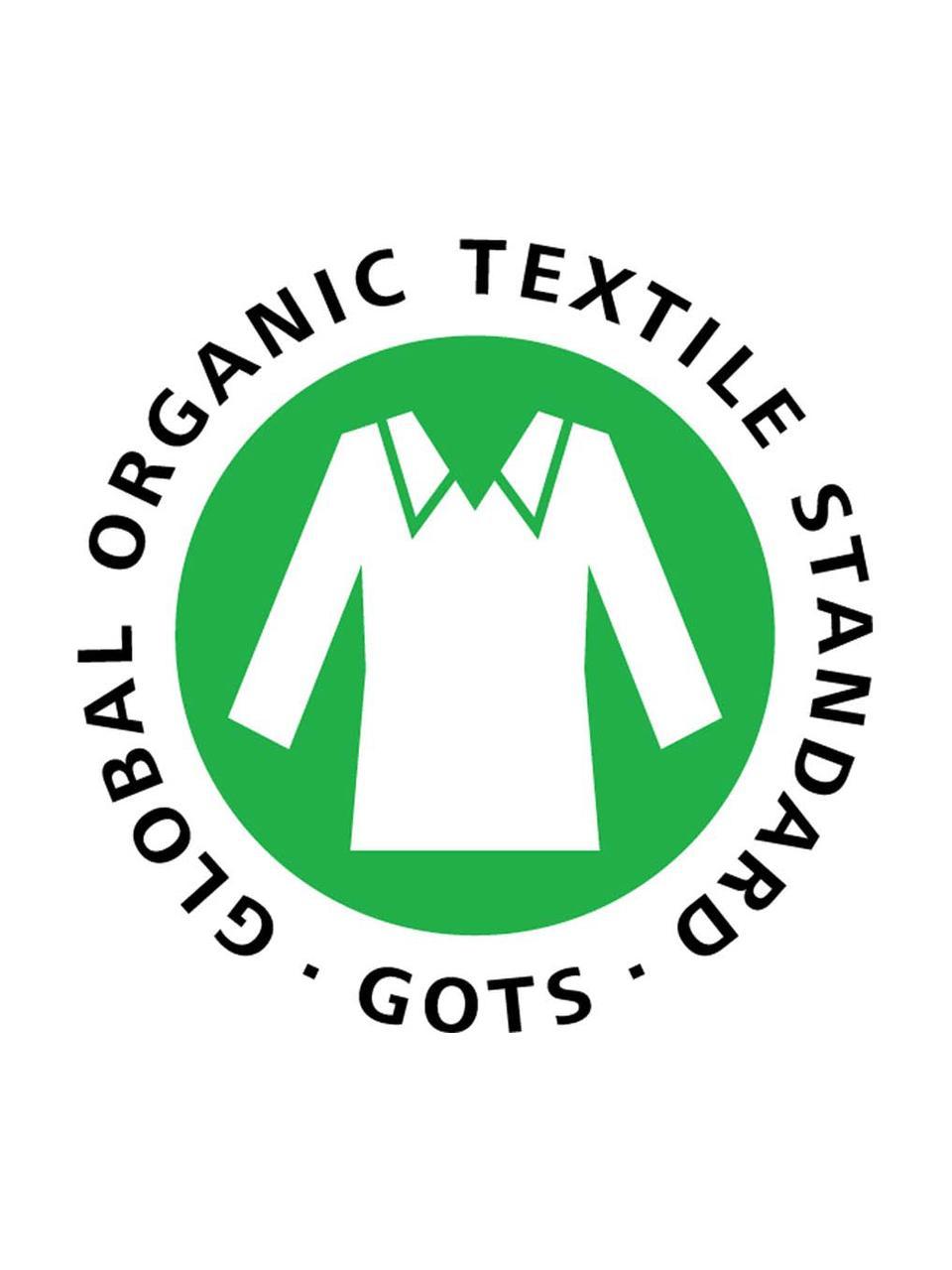 Mulltücher Fawn aus Bio-Baumwolle, 2 Stück, 100% Biobaumwolle, GOTS-zertifiziert, Weiss, Braun, Beige, Gelb, Rosa, Grün, 70 x 70 cm