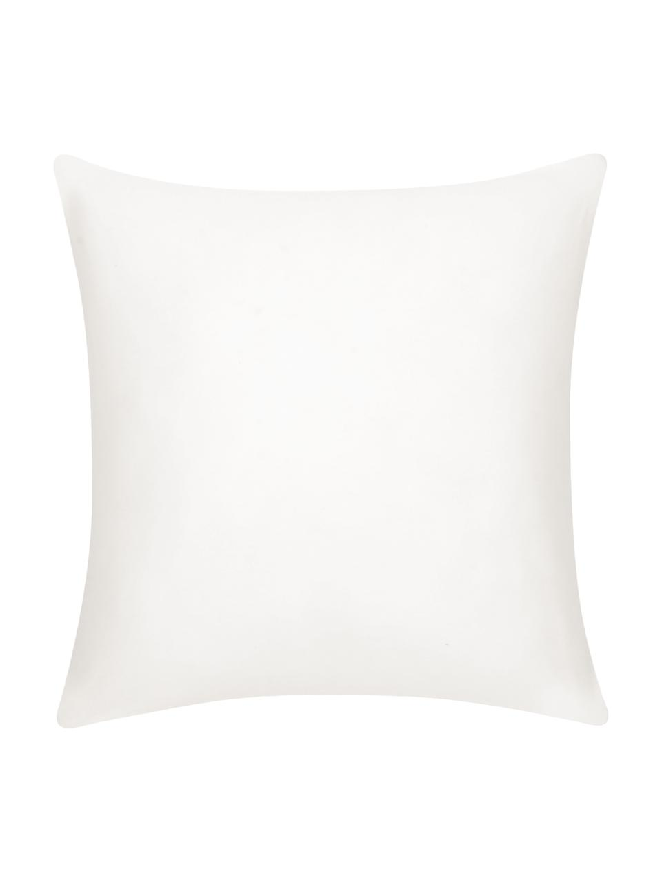 Federa arredo in cotone bianco Mads, 100% cotone, Bianco, Larg. 40 x Lung. 40 cm