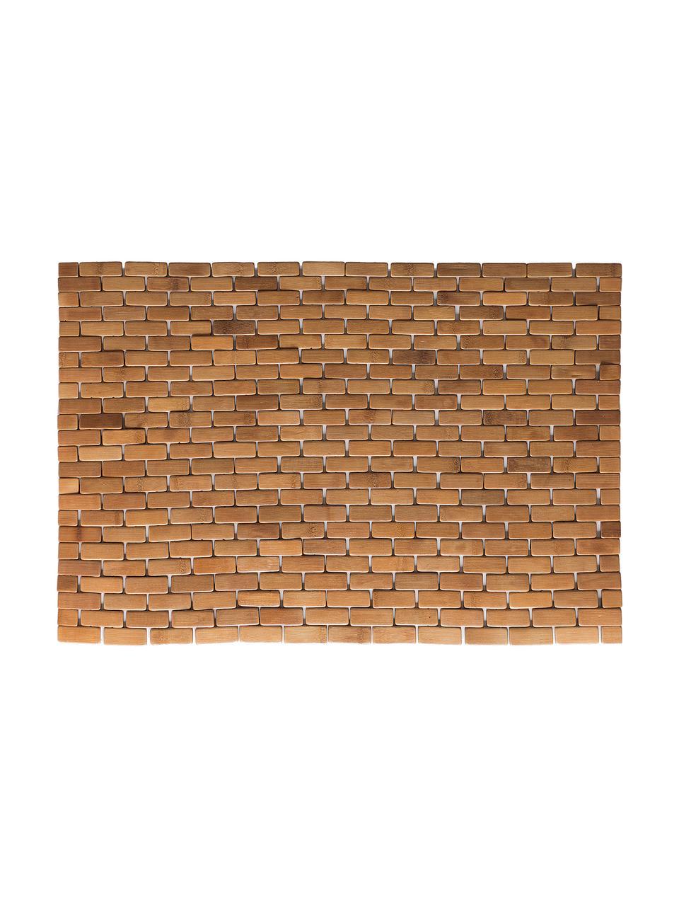 Badvorleger Mosaic aus Bambus, Bambus, Bambus, 50 x 80 cm