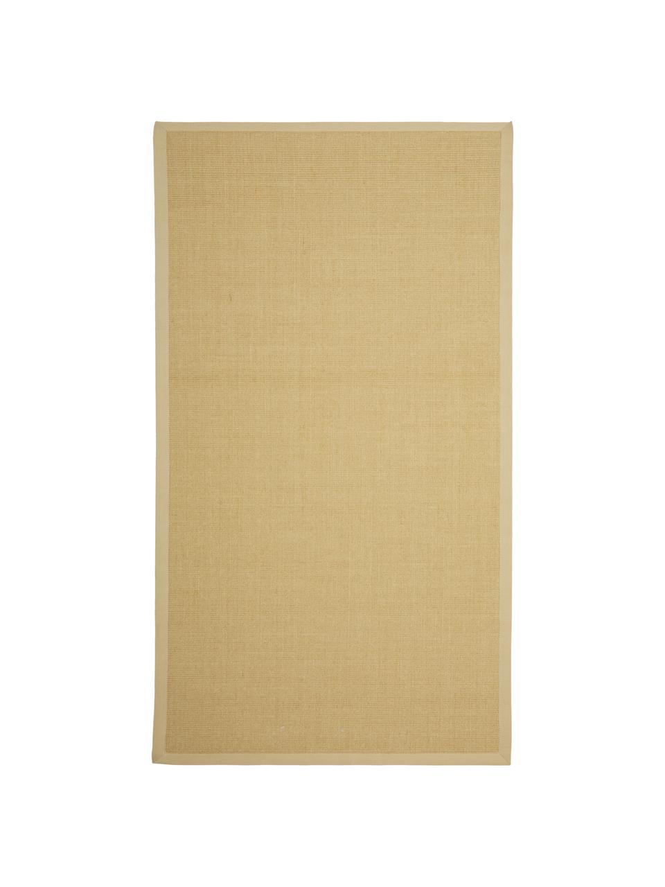 Ręcznie wykonany dywan z sizalu Nala, Beżowy, S 200 x D 300 cm (Rozmiar L)