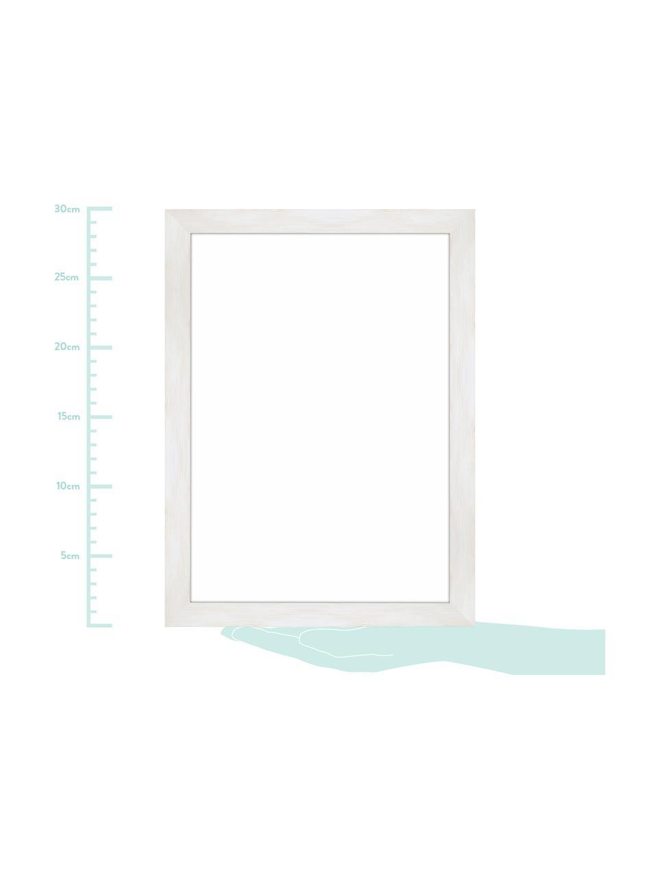 Ramka na zdjęcia Magic, Biały, 21 x 30 cm