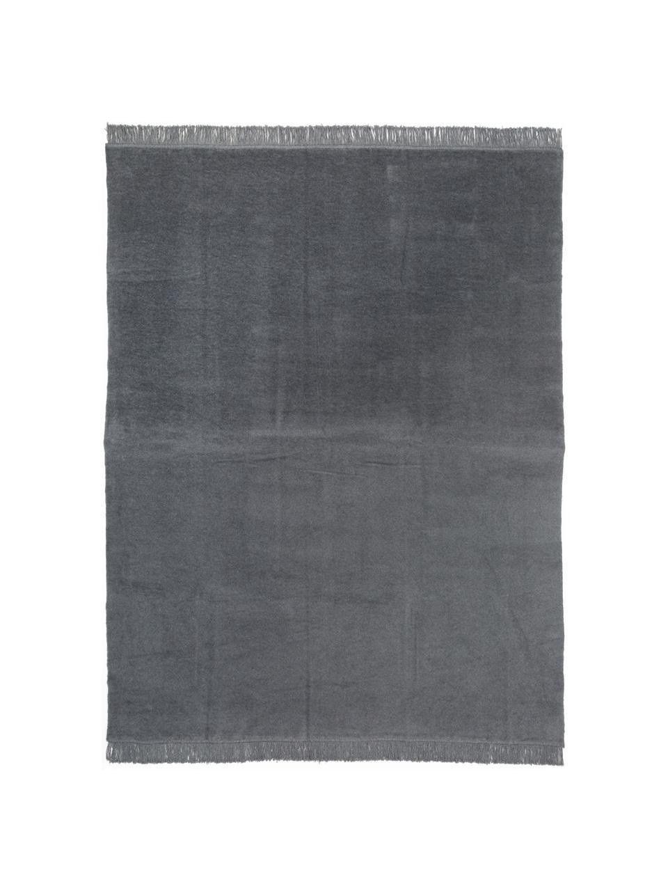 Manta Sydney, Gris oscuro, An 150 x L 200 cm