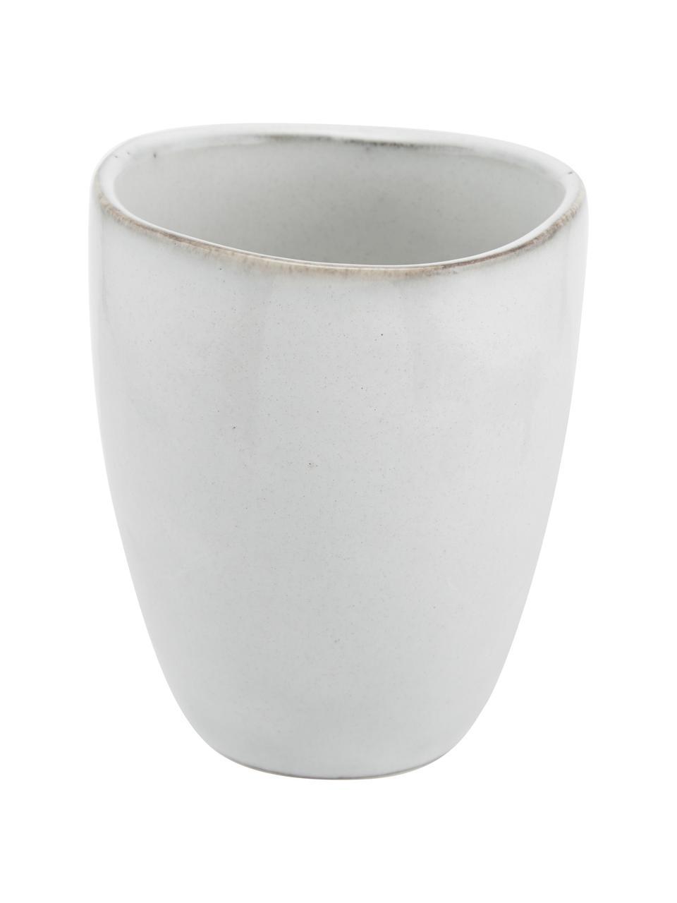 Mugs faits à la main Nordic sable, 6pièces, Sable
