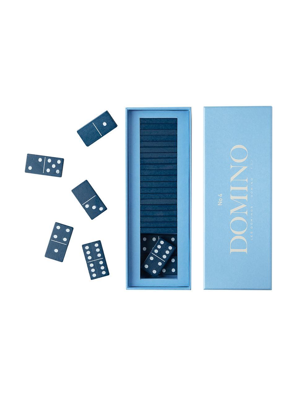 Jeu de dominos Classic, 30élém., Bleu