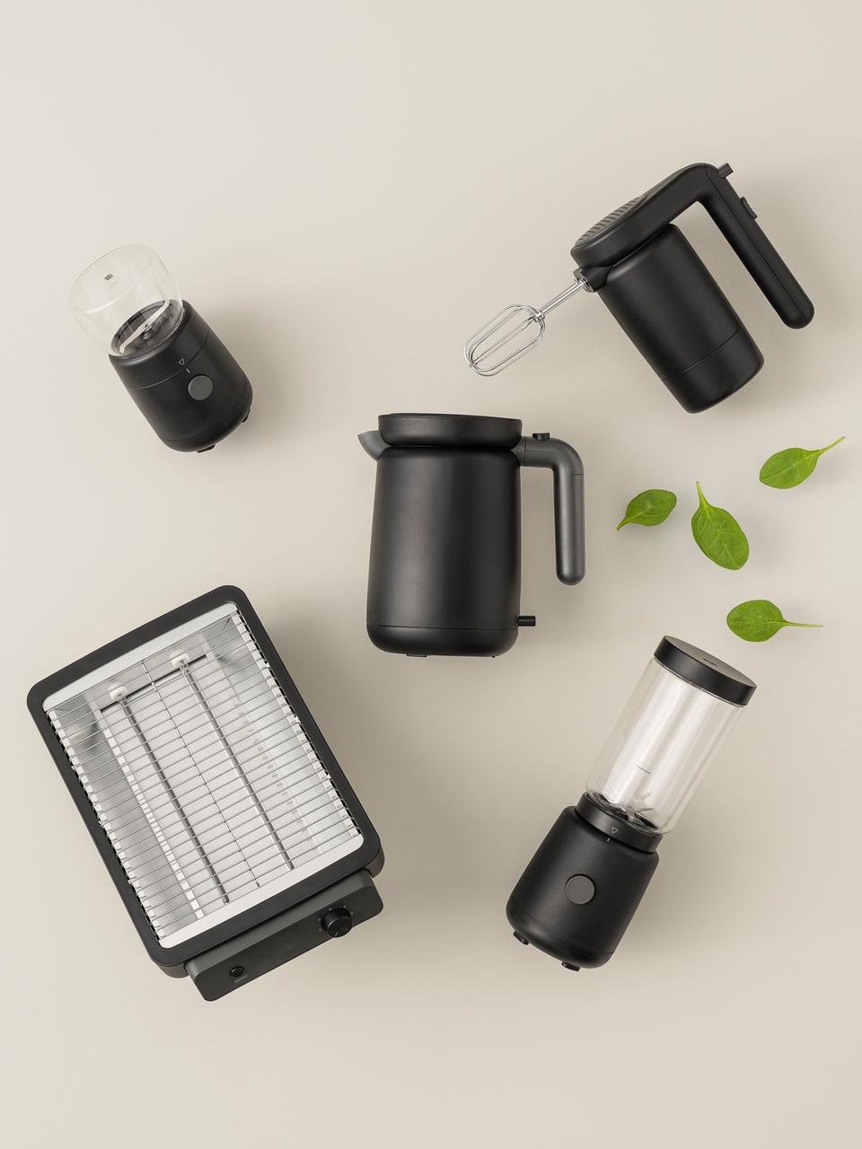 Blender Foodie, Noir