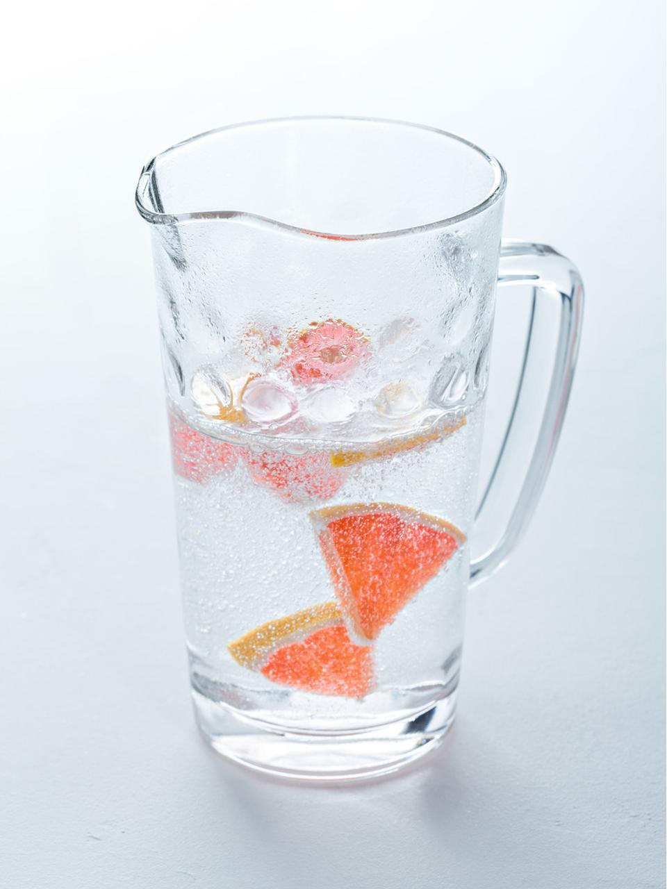 Krug Ciao Optik, 1.2 L, Glas, Transparent, 1.2 L