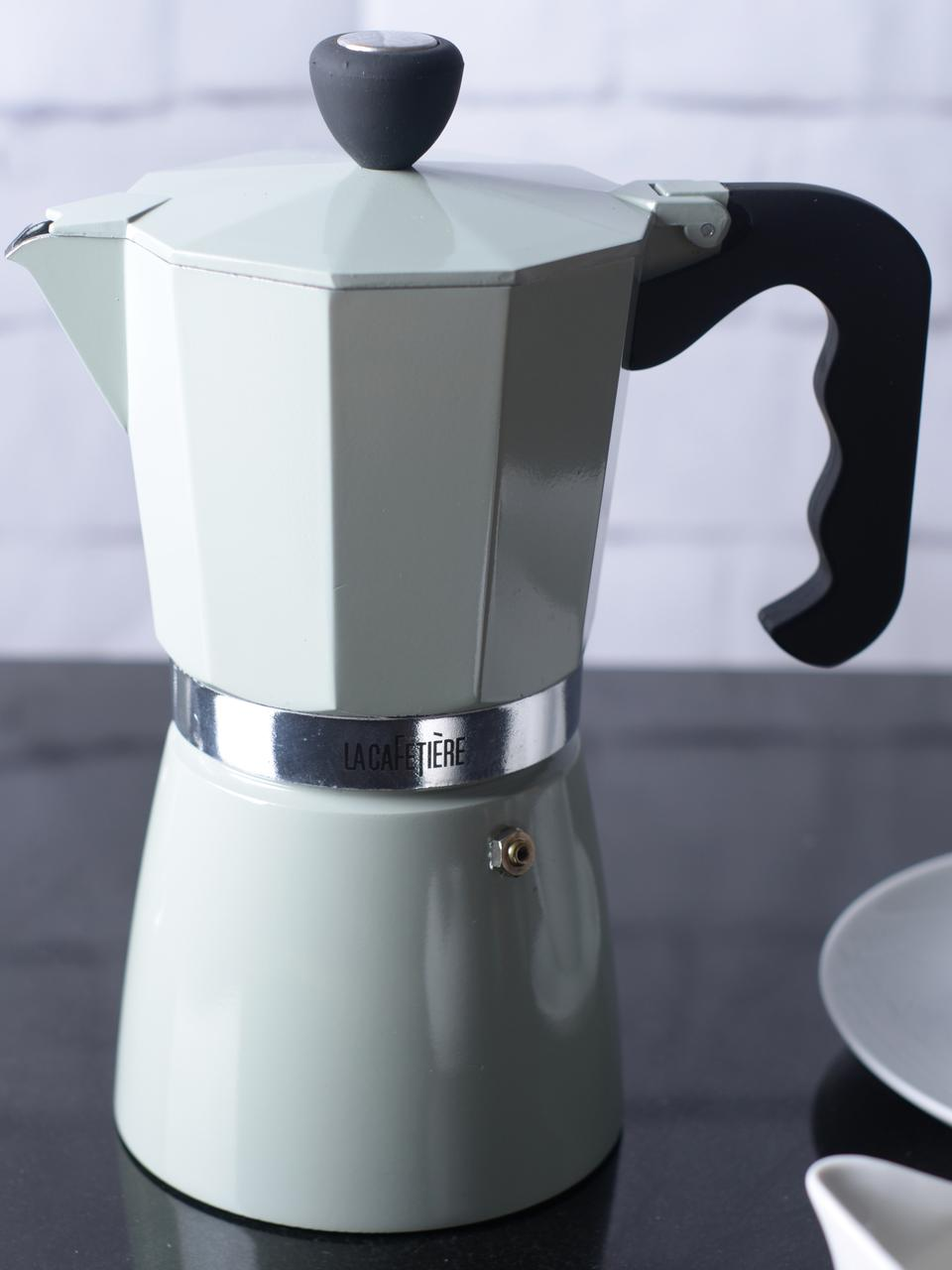Caffettiera Classic, Alluminio, Menta, nero, alluminio, 300 ml