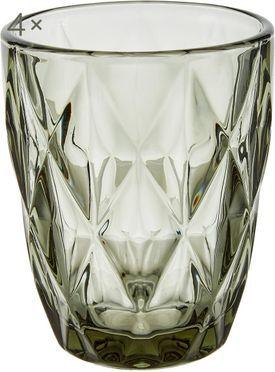 Bicchiere acqua Colorado 4 pz