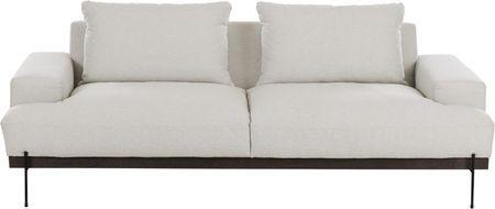 Canapé beige Brooks (3places)