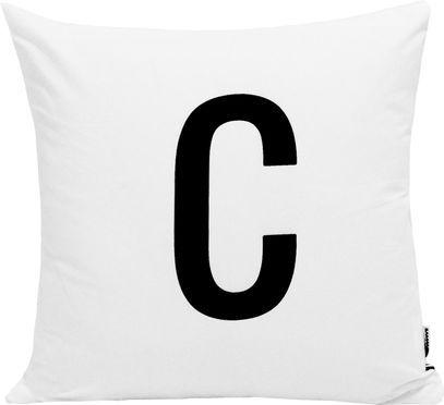 Kussenhoes Alphabet (varianten van A tot Z)