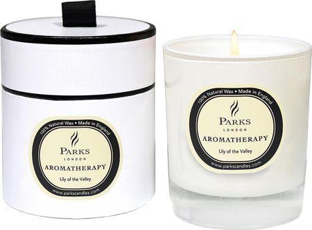 Duftkerze Aromatherapy (Maiglöckchen)