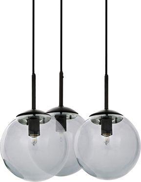 Hanglamp Edie van glas