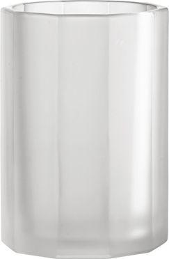 Vase en verre Plisa