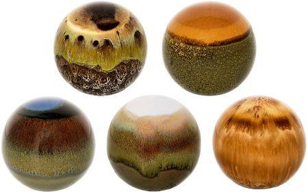 Set sfere da decorazione Energy, 5 pz.