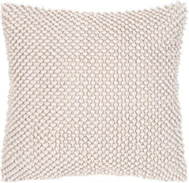 Kussenhoes Indi met gestructureerde oppervlak