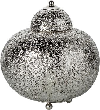 Kleine boho tafellamp Marocco