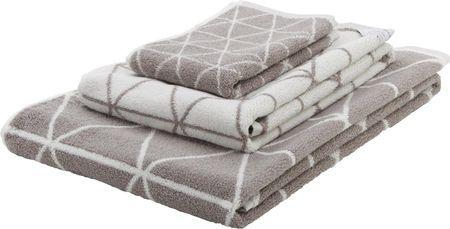 Set asciugamani reversibili Elina, 3 pz.