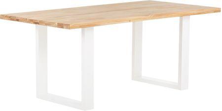 Tavolo con piano in legno massello Oliver