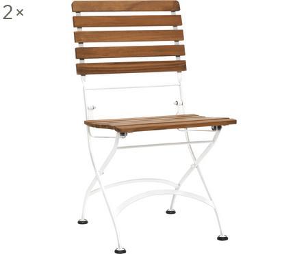 Krzesło składane Parklife, 2 szt.
