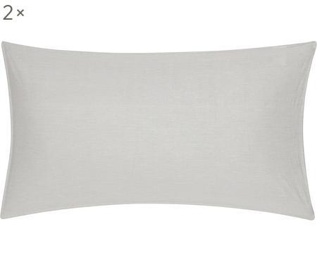 Poszewka na poduszkę z efektem sprania Arlene, 2 szt.