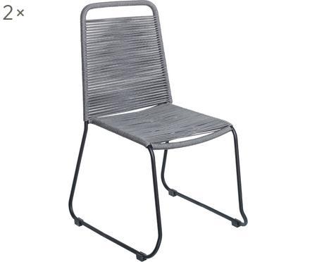 Krzesło ogrodowe  Suture, 2 szt.