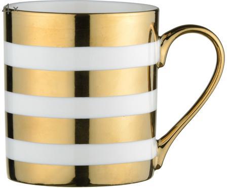Tasses Stripes, 4pièces