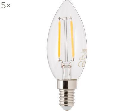 LED lamp Vel (E14 / 2W) 5 stuks