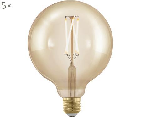 XL LED-Leuchtmittel Cross für warmes Licht (E27 / 4Watt) 5 Stück
