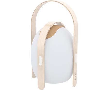 Zewnętrzna mobilna lampa LED z głośnikiem Ovo